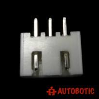 XH2.54 3p Straight Pin Header Connector