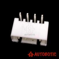 XH2.54 4p Bent Pin Header Socket Connector