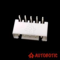 XH2.54 5p Bent Pin Header Socket Connector