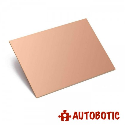 FR4 PCB Board Double Sided Copper Plate (20x30cm)
