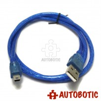 USB to mini USB Data Cable (1 Meter)