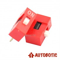 DIP Switch 1 Ways Slide Type