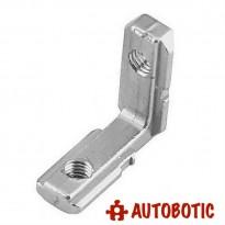 Aluminum Profile 2020 EU T Slot L-Shape Joint Bracket