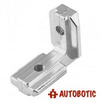 Aluminum Profile 4040 EU T Slot L-Shape Joint Bracket