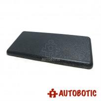 Aluminum Profile 4080 EU End Cap Cover (Black)