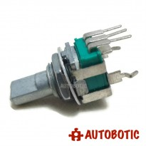 ALPS RK09L Audio Potentiometer (A500K)