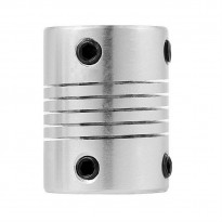 0508 Flexible Coupling For 3D Printer (Helical Type)