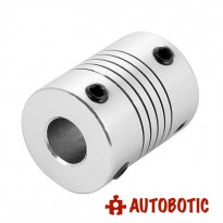 63508 Flexible Coupling For 3D Printer (Helical Type)
