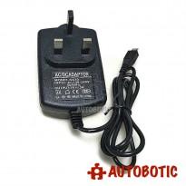 Power Adapter for Raspberry Pi 3 - Output Micro USB (DC 5V, 3A)