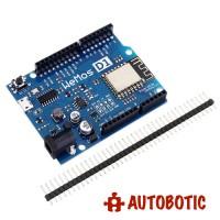 WeMos D1 R2 WiFi UNO ESP8266 Arduino Compatible Board