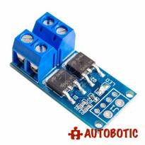 DC 5-36V 400W Dual MOSFET Switching PWM Driver Control Module