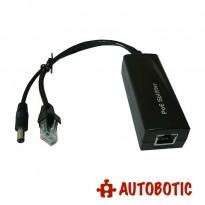PoE Splitter Power Over Ethernet 12V 1A IEEE802.3af (PS5712C) for IP Camera