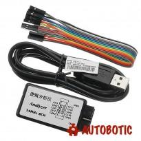 8 Channel USB Logic Analyzer for ARM FPGA Arduino (24MHz)