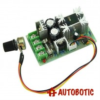 DC10-60V PWM Motor Speed Controller (20A)