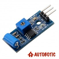 Digital Output Vibration Sensor Module for Arduino