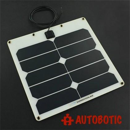 Semi Flexible Solar Panel (5V 2A)