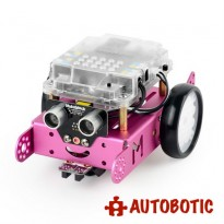 mBot v1.1 - Pink (Bluetooth Version) Chinese Version With English Manual