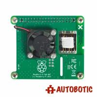 Power over Ethernet (PoE) HAT for Raspberry Pi 4 & 3B+