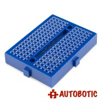 Mini Breadboard 170 Holes 45mmx35mm (Blue)