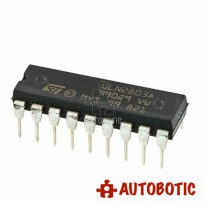DIP-18 Integrated Circuit IC (ULN2803A) Eight Darlington Arrays