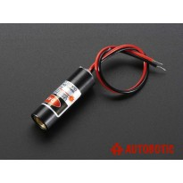 Cross Laser Diode - 5mW 650nm Red Laser Pointer