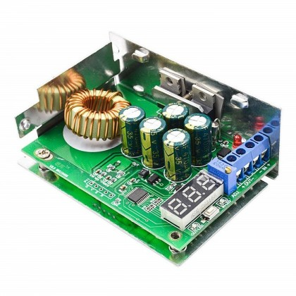 Adjustable DC Voltage Converter With LED Display (10A)