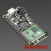 Adafruit Feather M0 RFM69HCW Packet Radio - 868 or 915 MHz - RadioFruit