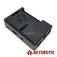 ABS Black Enclosure for Raspberry PI 3 Model B+