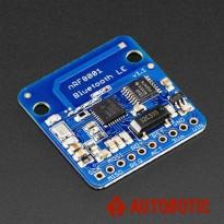 Bluefruit LE - Bluetooth Low Energy (BLE 4.0) - nRF8001 Breakout