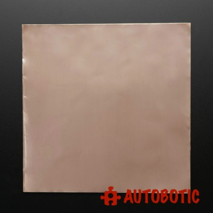 Flex PCB Material - Pyralux - 6 inch by 6 inch Square [PROMO PRICE]