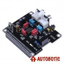 PIFI DAC PCM5122 HIFI Audio Sound Card Module I2S Interface for Raspberry Pi 3 Model B+/B