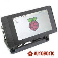 SmartiPi Touch Case for Raspberry Pi Touch Screen (Flat Front)