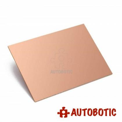 FR4 PCB Board Single Sided Copper Plate (10x15cm)