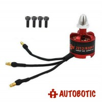 Red DJI 2212-920KV Brushless Motor For Drone (CCW)