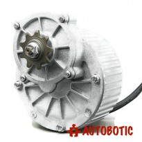 High Torque 450W Electric Scooter DC Motor with Gear (24V)