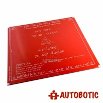 24V MK2a FR-4 Heated Bed for 3D Printer (300mmx300mmx2mm)