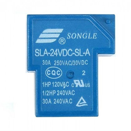 T90 Relay SLA-24VDC-SL-A 4 pin (24V)