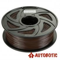 3D Printer 1.75mm PLA Filament 1KG (Brown)