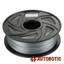 3D Printer 1.75mm PLA Filament 1KG (Silver)