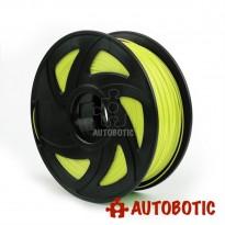 3D Printer 1.75mm PLA Filament 1KG (F-Yellow)