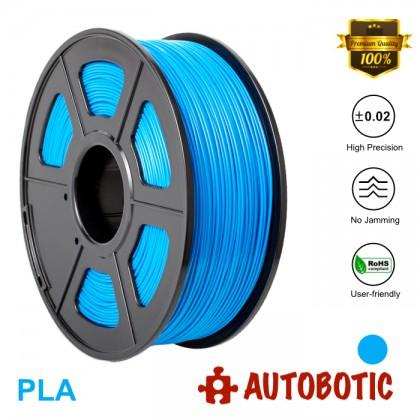 3D Printer 1.75mm PLA Filament 1KG (F-Blue) [READY STOCK]