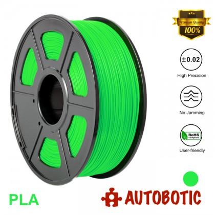 3D Printer 1.75mm PLA Filament 1KG (F-Green) [READY STOCK]