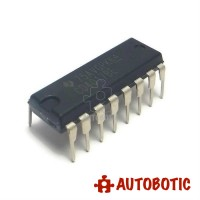 DIP-16 Integrated Circuit IC (CD4017BE) CMOS Counter/Divider