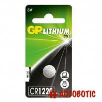 GP CR1220 Coin Cell Battery