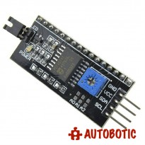 Arduino I2C IIC Serial Interface for 1602 2004 LCD Module