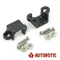 Pololu Micro Metal Gearmotor Bracket Pair - Black