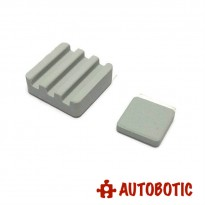 Ceramic Heatsink for Raspberry Pi (2 pcs)
