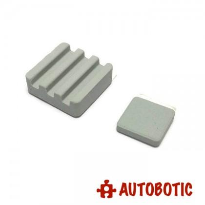 Ceramic Heatsink for Raspberry Pi 3 (2 pcs) [PROMO PRICE]