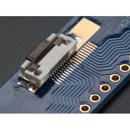 Adafruit FPC Stick - 20 Pin 0.5mm/1.0mm Pitch Adapter