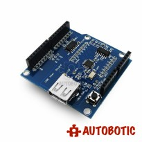 Arduino USB Host Shield (Support Google Android ADK)